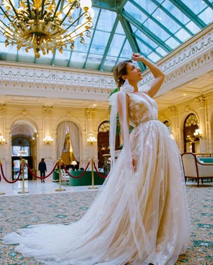 Discover Paris Fashion Week with Olga Ferrara