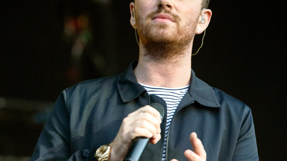"Sam Smith unveils ""Love Goes"": Now stream it"