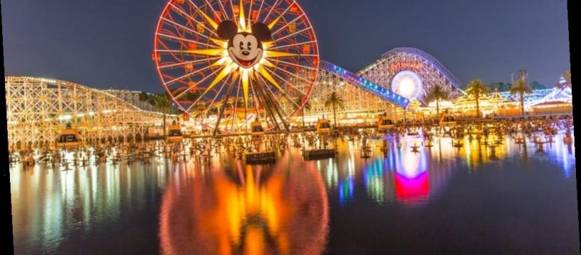 "Disneyland to open part of ""California Adventure Park"" for shopping, outdoor dining"