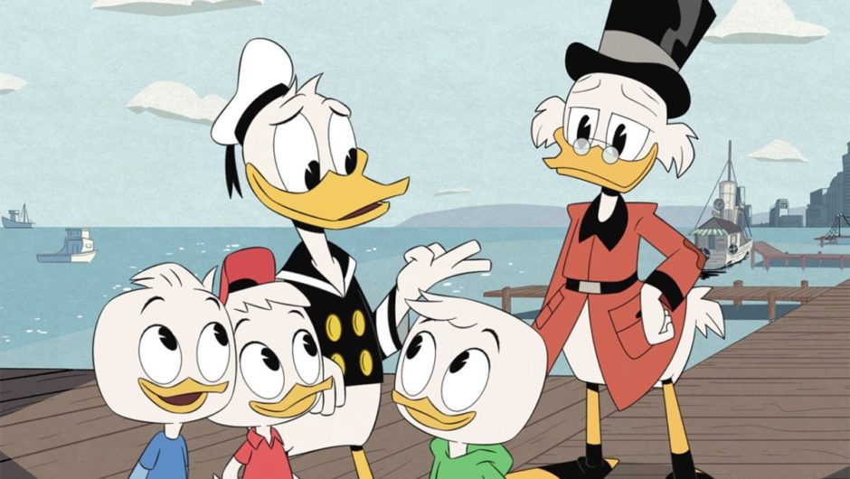 There is a One Disney character Who can never be seen on Ducktales