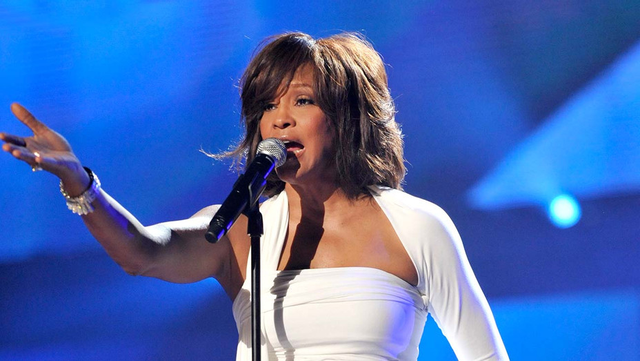 "Whitney Houston has become the first black artist with a ""Three Diamond Albums"""