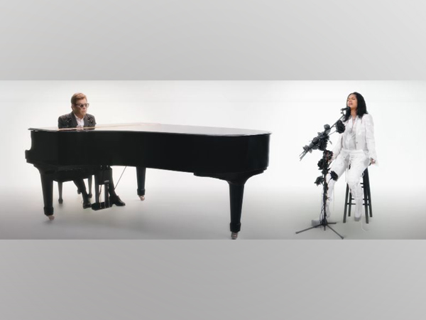 "Elton John: Appears in Teyana Taylor's ""Lose Each Other"" music video"