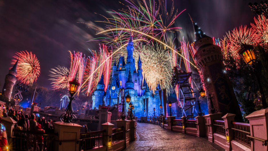 Disney World uncovers hours for New Year's Eve