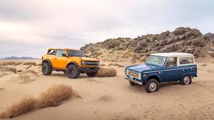 2021 Ford Bronco reservation information uncovers most popular models, choices
