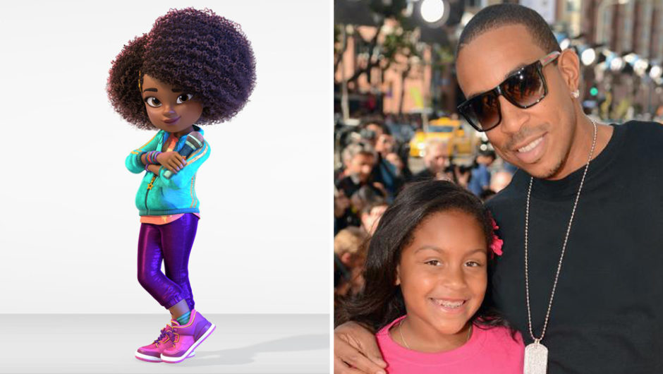 Ludacris teams up with Netflix for the new animated series Karma's World, inspired by the rapper's oldest daughter Karma