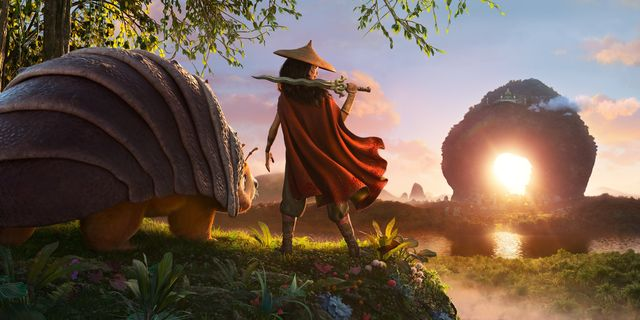 "Disney is at last ready for you to meet the badass ""Raya And The Last Dragon"" in first trailer"