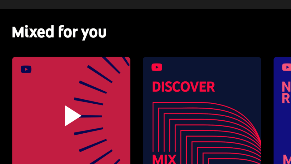 "YouTube Music's flagship 'Your Mix' playlist is presently called ""My Supermix"""