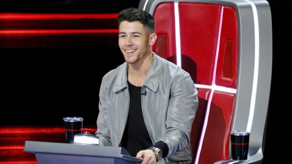 "Nick Jonas getting back to ""The Voice"""