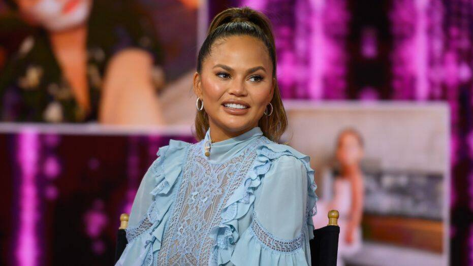 In honor of late son Jack Chrissy Teigen debuts new tattoo