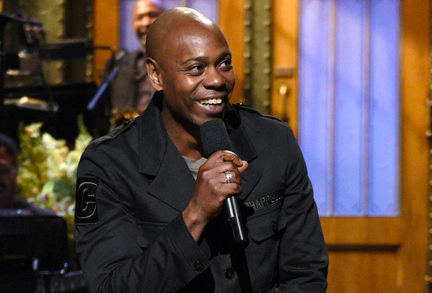 "Dave Chappell: Will host first ""Saturday Night Live"" after the election"