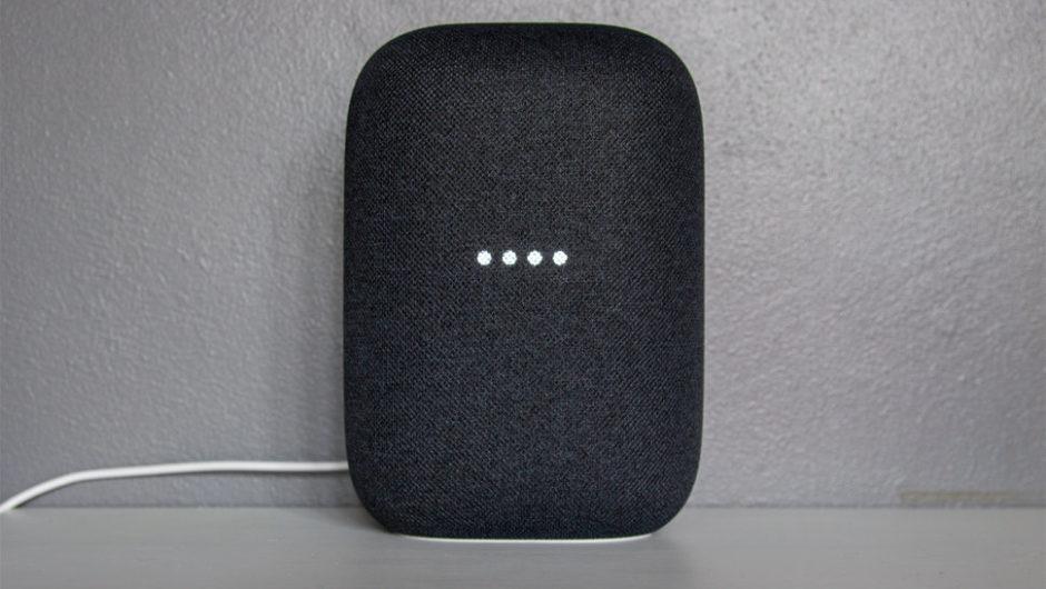 Apple Music shows up on Nest Audio Smart Speakers
