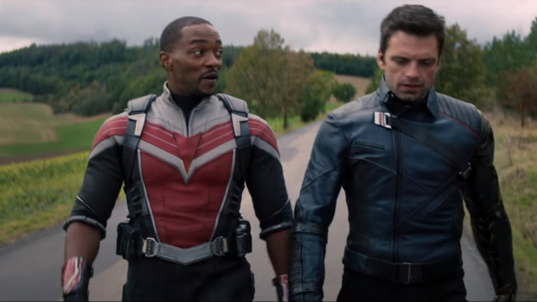 Watch the Falcon and Winter Soldier Set – Disney + trailer for the March 2021 release