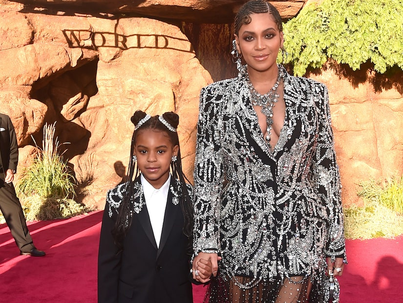 Beyonce`s daughter Blue Ivy Carter is an official Grammy nominee