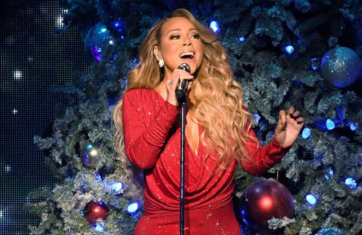 Mariah Carey plans a film about her life