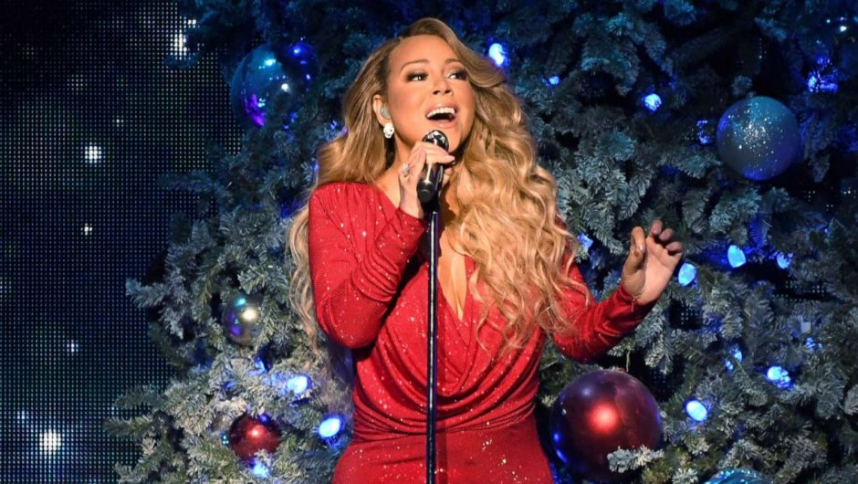 Mariah Carey and Wham's: Christmas Hits 'Battle For U.K. No. 1'