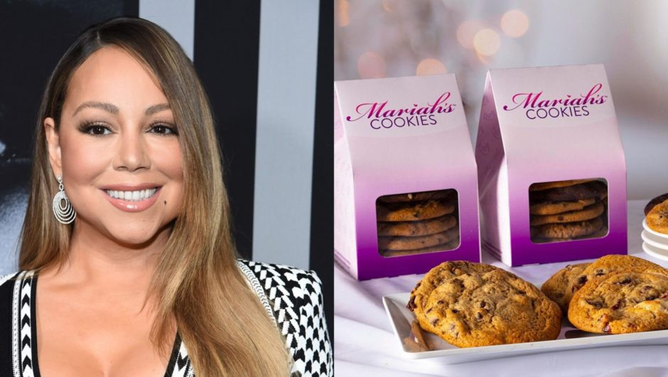 "Mariah Carey: Launches her own ""cookie brand"""