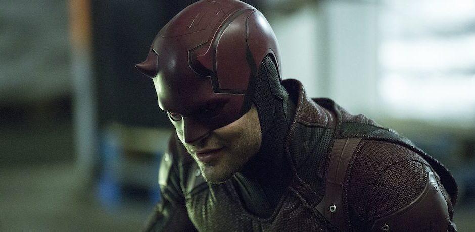 For Spider-Man 3, Adrenaline junkie entertainer Charlie Cox is allegedly shooting scenes