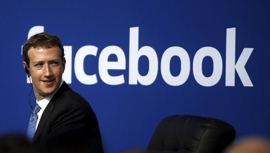 Apple 1 of facebook's largest competitors this moment, Imprint Zuckerberg says