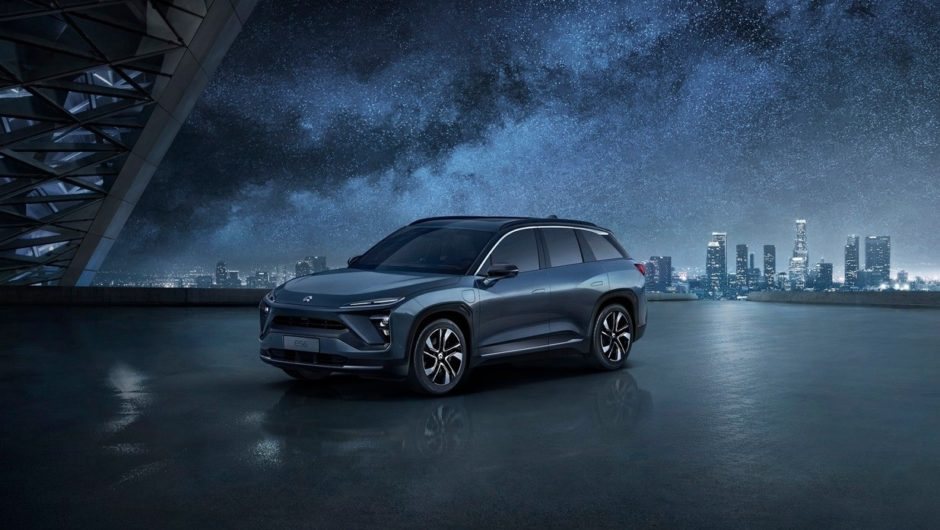 Examiner says, Carmaker Nio is 'very much situated' to catch a great deal of China's electric vehicle market