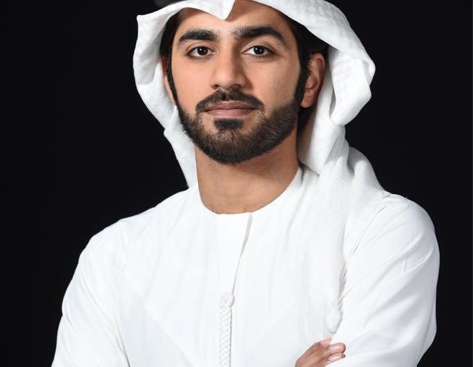 Mansour Alblooshi: One of the best T.V presenters of UAE, starting a youtube channel Mansour arena.