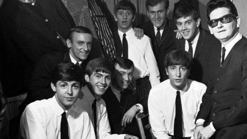 "Paul McCartney pays tribute to ""Gerry And The Pacemakers""- Gerry Marsden ""I'll always remember you with a smile"""