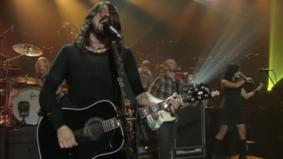 "Watch: Foo Fighters perform ""My Hero"" on Austin City Limits"