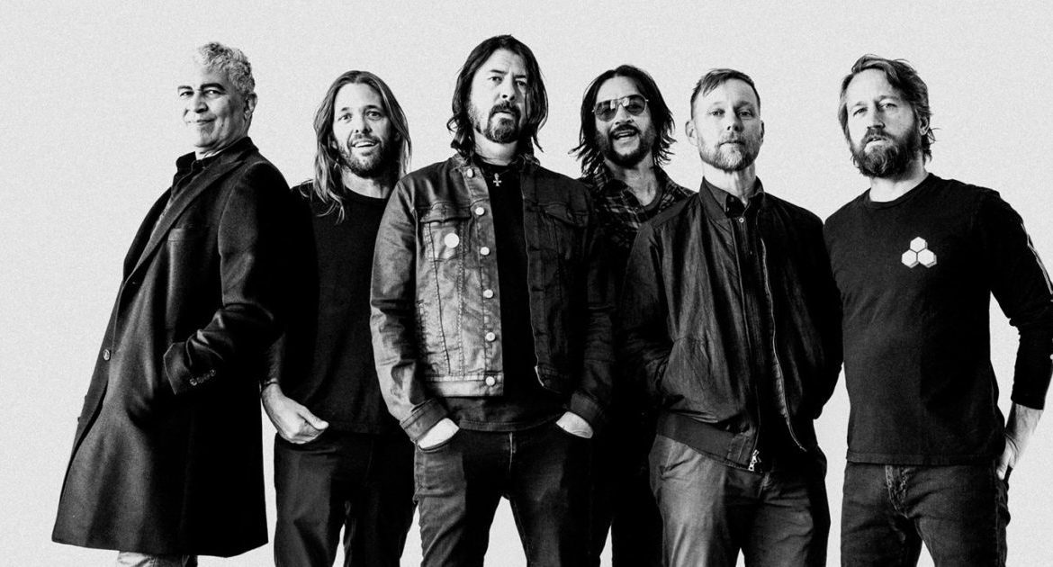 Foo Fighters Release New Song,