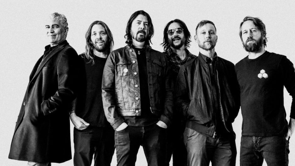"""Listen: Foo Fighters' New Song """"No Son of Mine"""""""