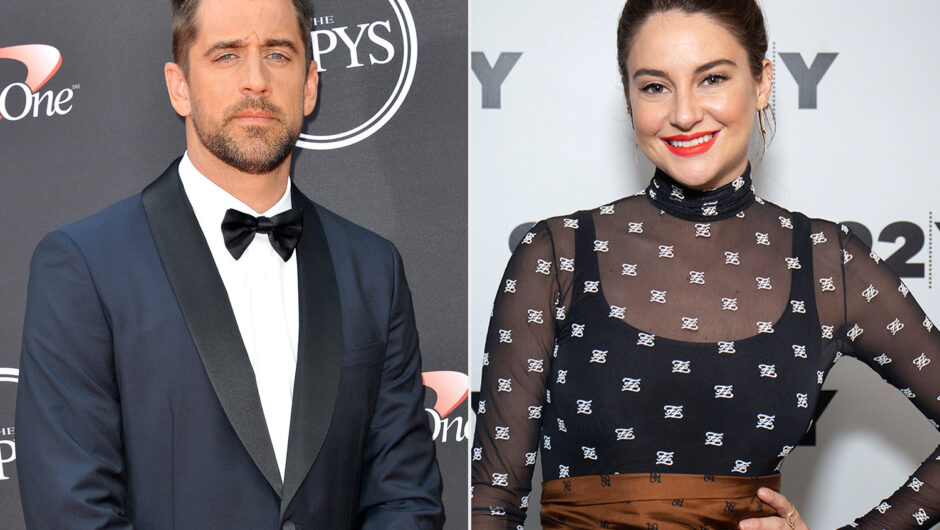 Green Bay Packers' Aaron Rodgers affirms engagement to Entertainer Shailene Woodley
