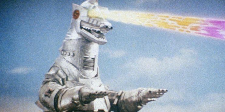 In GvK, Mechagodzilla ideology clarifies Godzilla's Lizard showing