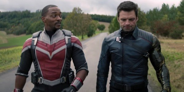 TV Rating confirms with New Falcon and the winter Soldier TV Spot