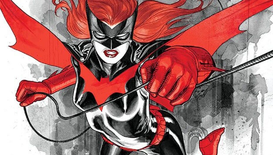 The Arrowverse's latest Batwoman, Kate Kane's ghost is weakling