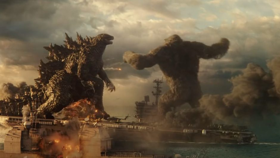 With a Cat, Godzilla vs. Kong trailer is even preferable