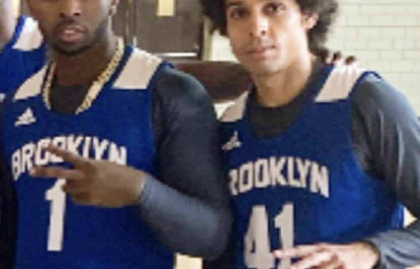 """Roman Perez playing a basketball player in upcoming movie """"Boogie"""""""