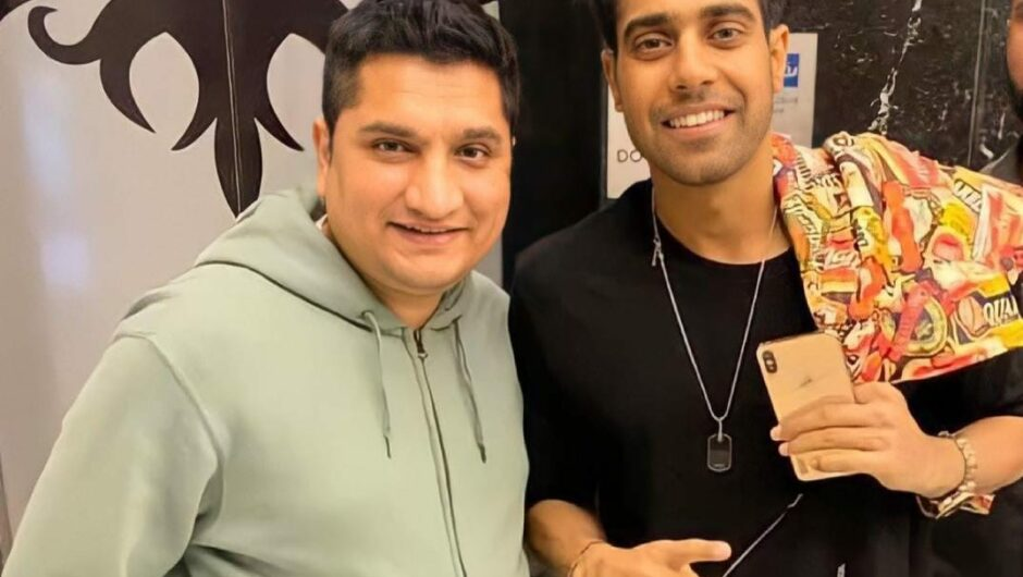 Sumit Narang : A Men Behind The Celebrites Security