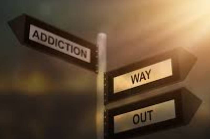 Greater numbers of men are seeking help for addiction in Britain than ever before.