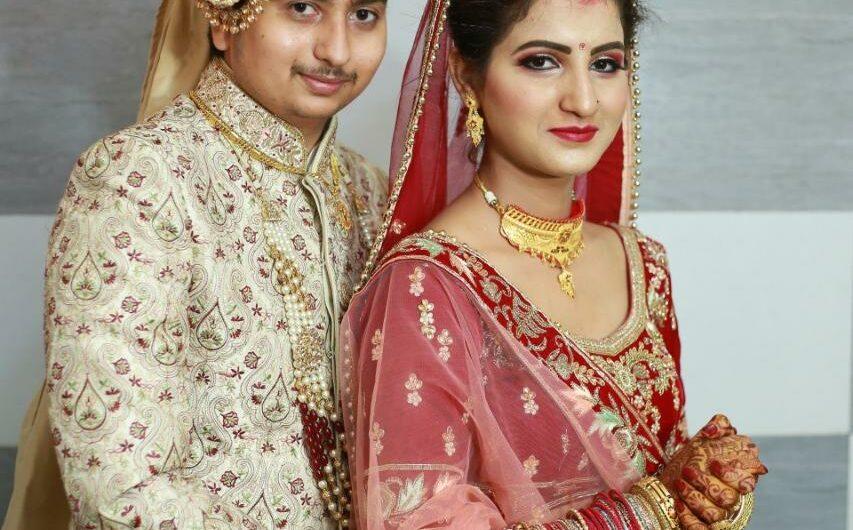 Exclusive! Here's a glimpse of Youth icon Atul Kishan Sharma and Riya  wedding ceremony