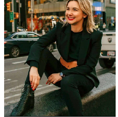 I'm going to revolutionize sales and the world will love it – Anna Kohanets