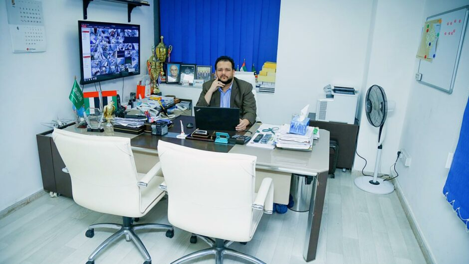 Inspiring the world with his versatile talents and limitless visions as a serial entrepreneur is Muhammad Adil Mirza.