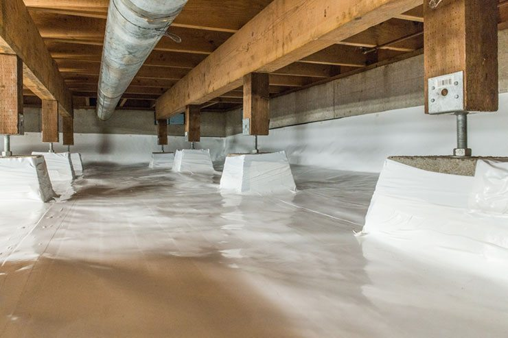 How to Resolve Crawl Space Problems: 5 Top Ways?
