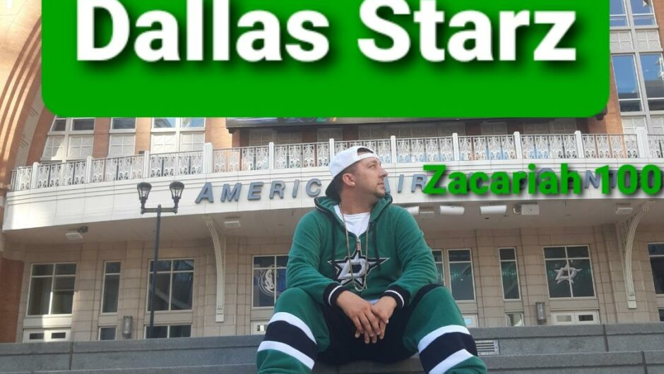 Must Watch: Zacariah 100's 'Dallas Starz' Official Music Video
