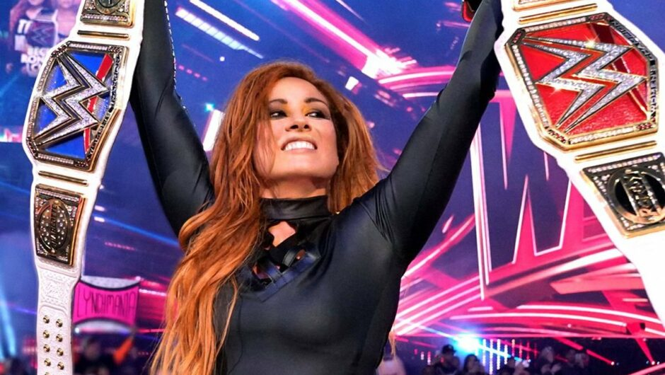 Becky Lynch could be getting back to WWE TV very soon