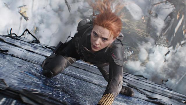 Cinema Owners Blame Marvel's 'Black Widow' Box Office 'collapse' on Disney Plus Launch