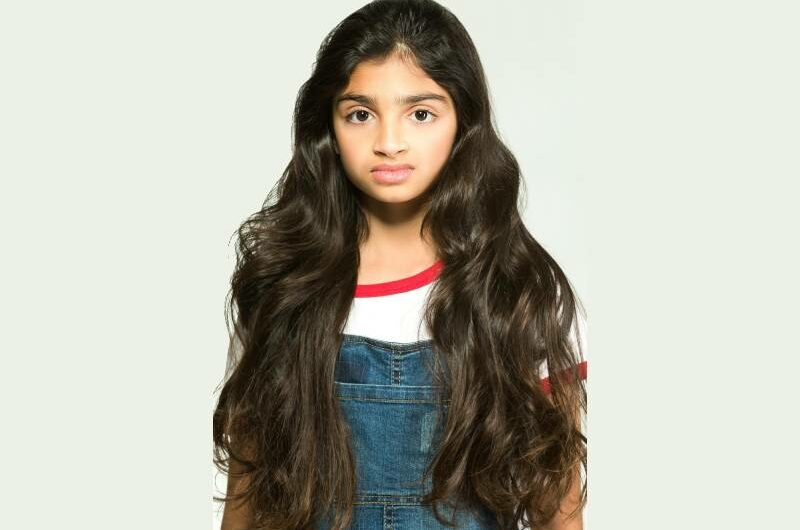 Sitara Vengapally is Officially the youngest Miss Entrepreneur 2021 & Multi-Talented Actress