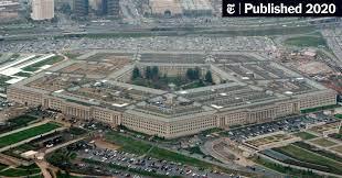 Pentagon drops questioned JEDI contract, eyes Amazon, Microsoft