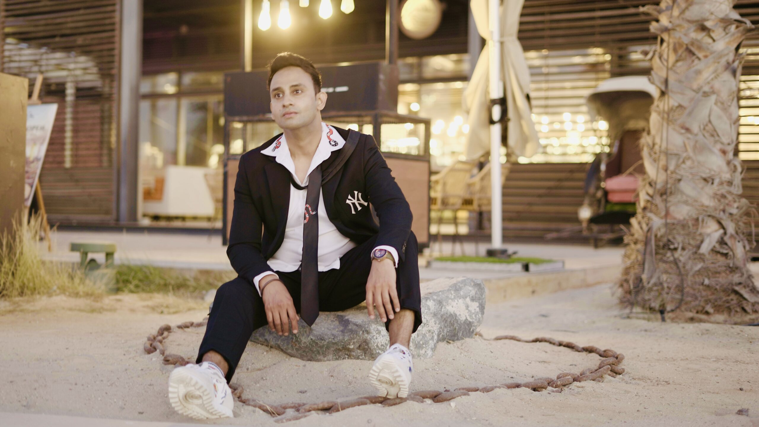 Anurag Desiworldwide, Fashion Icon of Haryana is ready to collab with top Indian artist