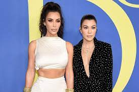 Kim Kardashian says she 'never desired to drink or party ever' in the wake of visiting Kourtney at College