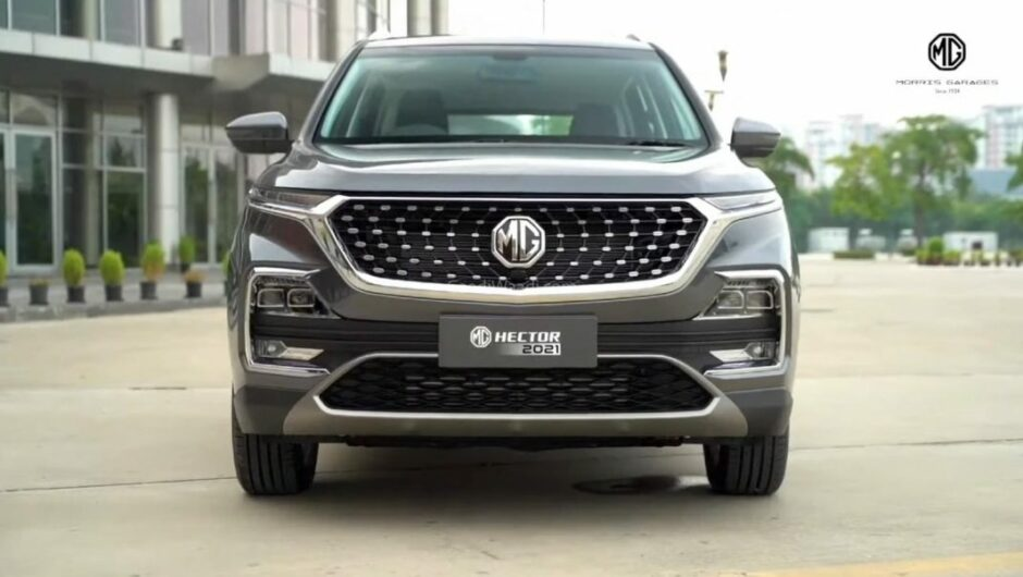 MG Hector Shine Variant dispatched in India; valued from Rs. 14.51 Lakh