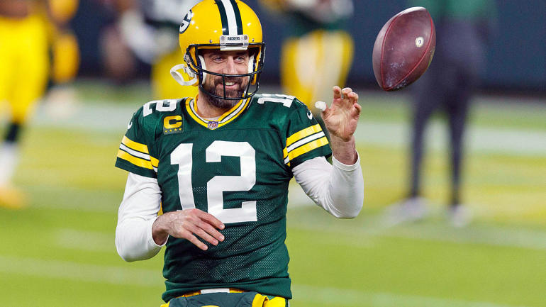 Aaron Rodgers uncovers one Packers player who's been wowing him at instructional course
