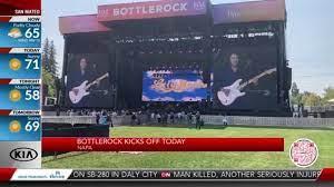 Chris Stapleton drops day of BottleRock song celebration